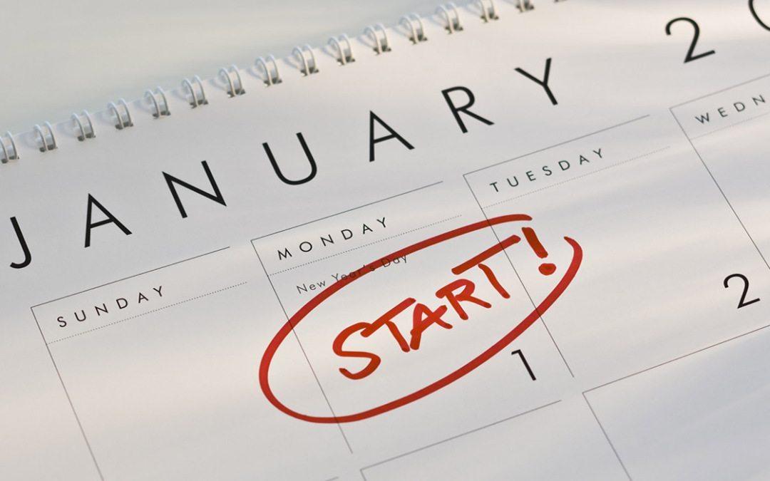 Dit jaar écht je goede voornemens waarmaken? Zo doe je het!