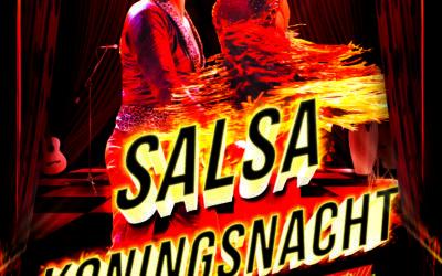 Koningsnacht 2017 – Salsa Party in Utrecht – Union Latin Lounge – Biltstraat 37