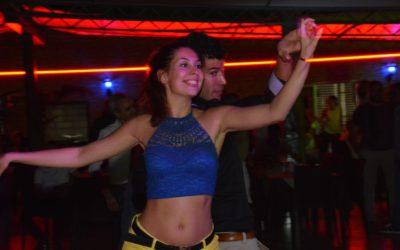 Speciaal voor de gevorderde danser: SALSA MASTERCLASS