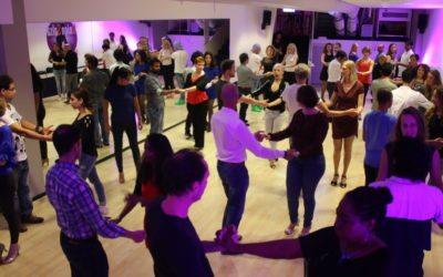 1 JULI: Heropening Union Salsa!
