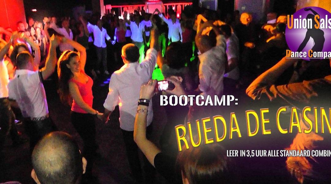 De 10 Populairste Rueda Moves