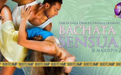 Leer in 3,5 uur Bachata Sensual tijdens onze nieuwe bootcamp