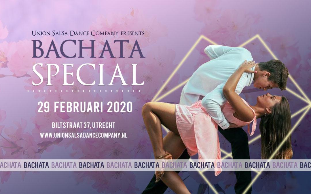 29 FEB: Saturday Bachata Special